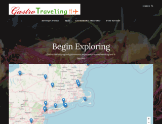 gastrotraveling.com screenshot