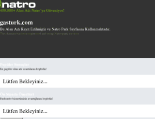 gasturk.com screenshot