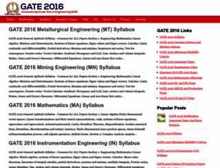 gate2016help.blogspot.in screenshot