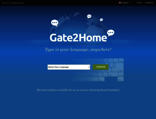 gate2home.com screenshot
