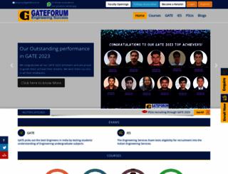 gateforum.com screenshot