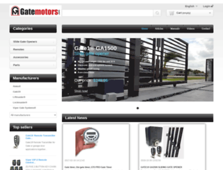gatemotors.com screenshot