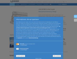 gateprotect.de screenshot