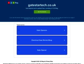 gatestartech.co.uk screenshot