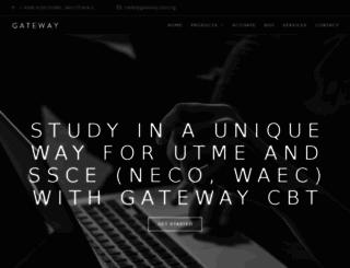 gateway.com.ng screenshot