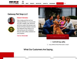 gateway.petstop.com screenshot