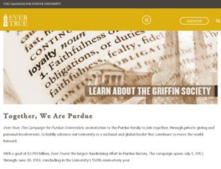 gateway.purdue.edu screenshot