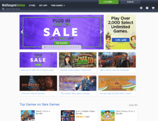 gateway.wildgames.com screenshot