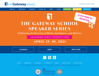 gatewayschool.org screenshot