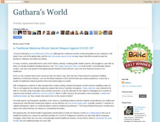 gathara.blogspot.com screenshot