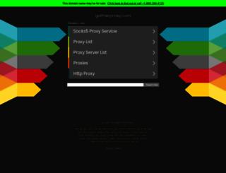 gatherproxy.com screenshot