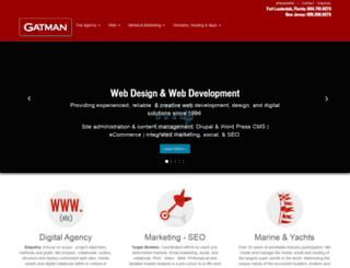 gatman.com screenshot