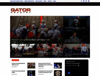 gatorcountry.com screenshot