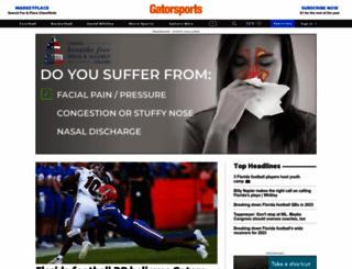 gatorsports.com screenshot