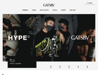 gatsby.com.my screenshot