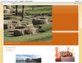 gatufadas.blogspot.com.es screenshot