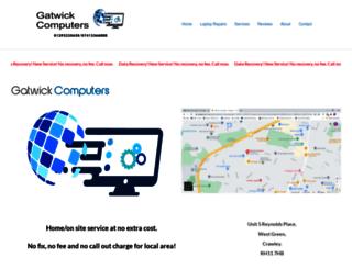 gatwickcomputers.co.uk screenshot
