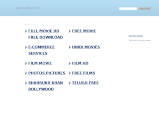 gauaharkhan.net screenshot