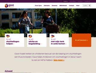 gave.nl screenshot