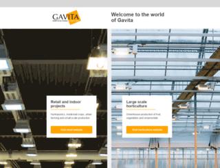 gavita-holland.com screenshot