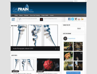 gavtrain.com screenshot