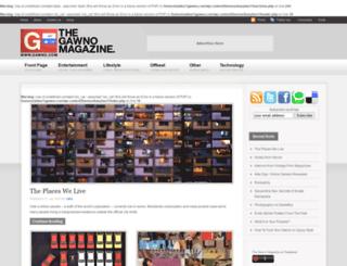 gawno.com screenshot