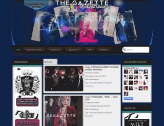 gazerockvzlast.blogspot.com screenshot