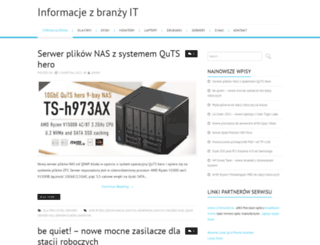 gazeta-it.pl screenshot