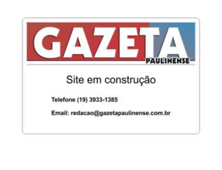 gazetapaulinense.com.br screenshot