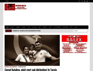 gazetasv.ro screenshot