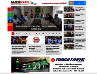 gazetekars.com screenshot