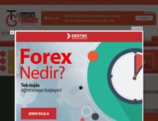 gazeteturkiye.com screenshot