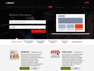 gazetevatan.adhood.com screenshot