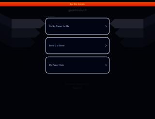 gazetteazur.fr screenshot