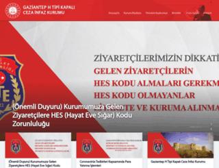 gaziantephcik.adalet.gov.tr screenshot