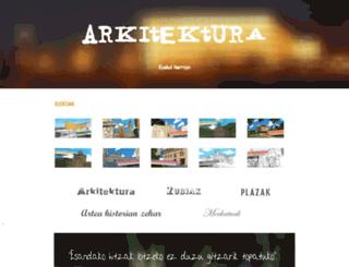 gaztea.euskonews.com screenshot