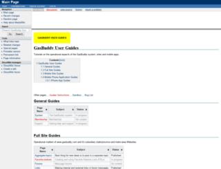 gb-guides.shoutwiki.com screenshot