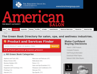 gb.americansalon.com screenshot