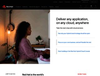 gb.redhat.com screenshot