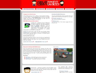 gbaflash.info screenshot