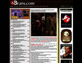 gbfans.com screenshot