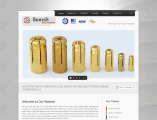 gbfasteners.com screenshot