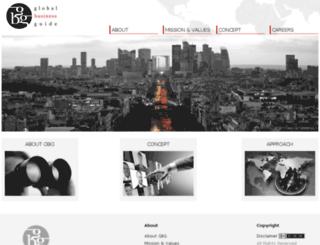 gbgim.com screenshot
