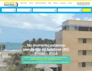 gbhotel.com.br screenshot