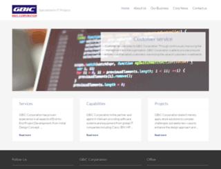 gbic.com.vn screenshot