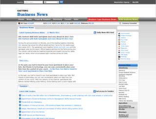 gbn.co.za screenshot