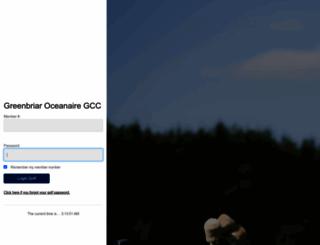 gbocean.chelseareservations.com screenshot
