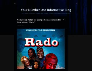 gbolahanadetayoblog.blogspot.com screenshot
