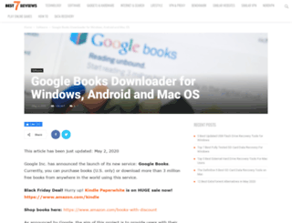 gbooksdownloader.com screenshot