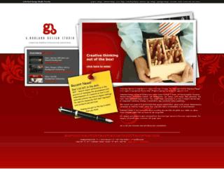 gborland.com screenshot
